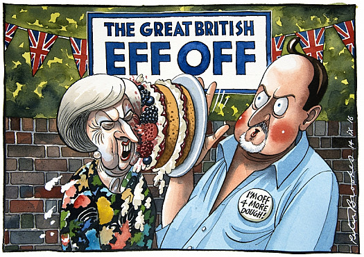 The Great British Eff Off