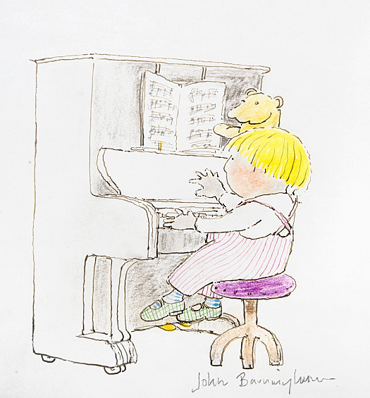The Piano Is an Instrument