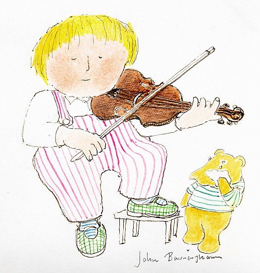And if I Play a Jolly Jig,