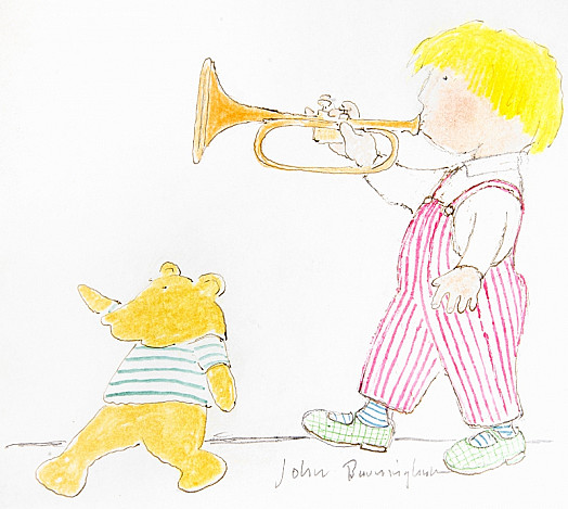 It's When I Play the Trumpet
