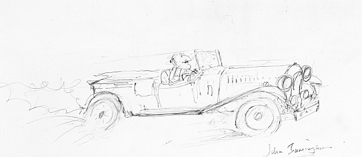 At 86, I Am Privileged to Drive My Late Friend's 4.5 Litre 'Blower' Bentley and Type 35b Bugatti(E G Keep, Speen, Bucks, Daily Telegraph, 11 January 2002)