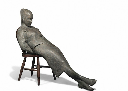 Seated Girl 1954