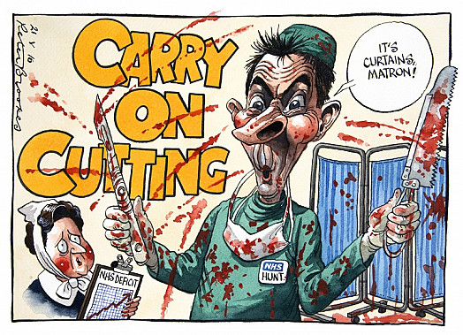Carry On Cutting