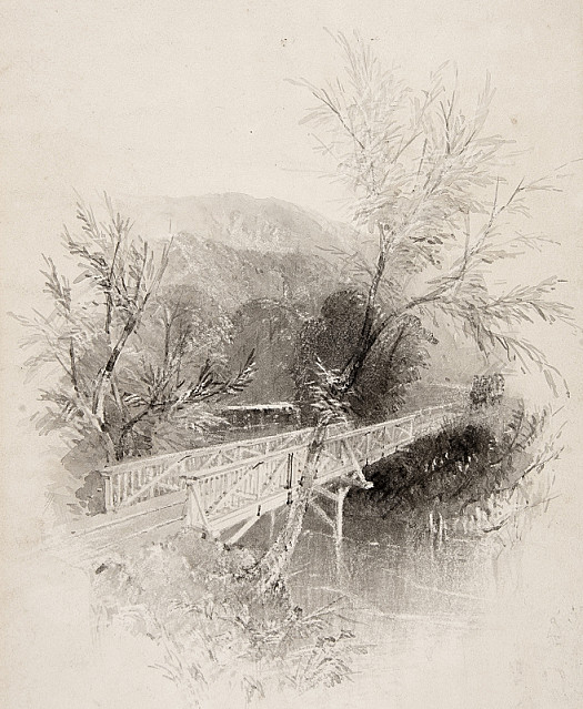 Bridge In Eskdale No 5