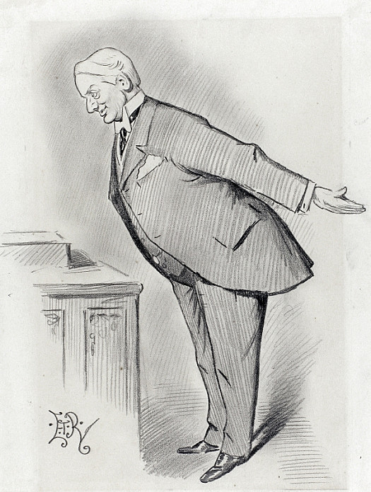 'Far Be It from Me – !!'