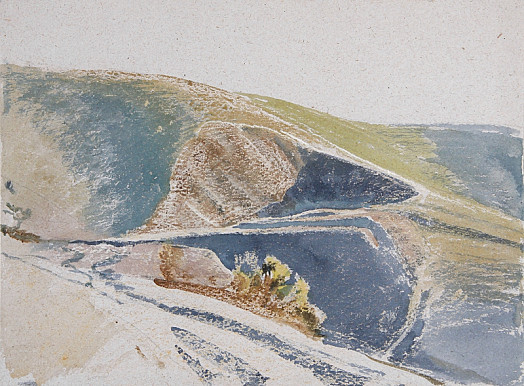 Chalk Pits On the Downs