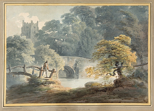 Fountains Abbey & Bridge