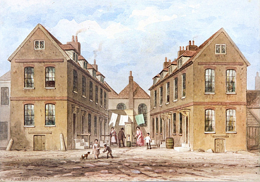 Pump Court, Vine Yard, Southwark