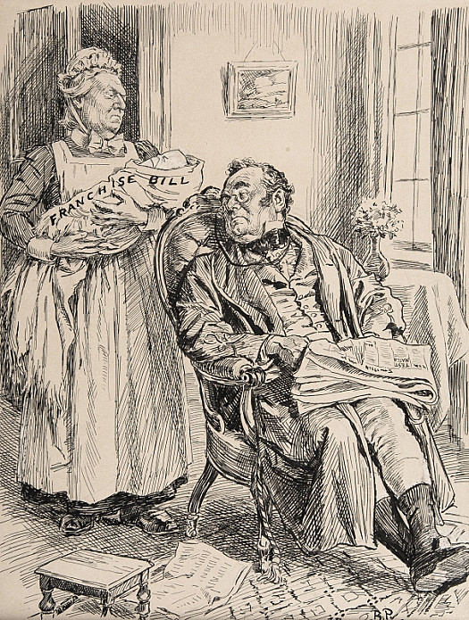 Votes For Men and Women