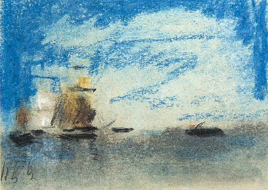 A Seapiece, After Turner