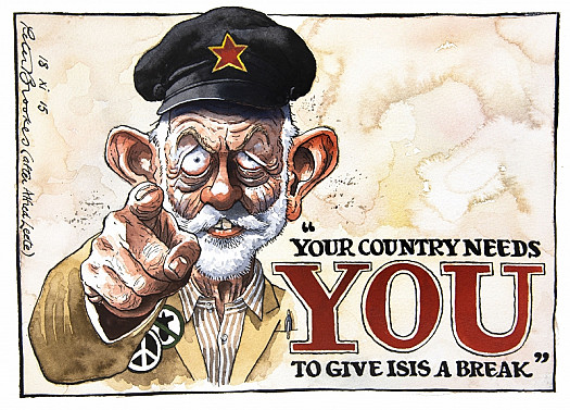 Your Country Needs You to Give Isis a Break