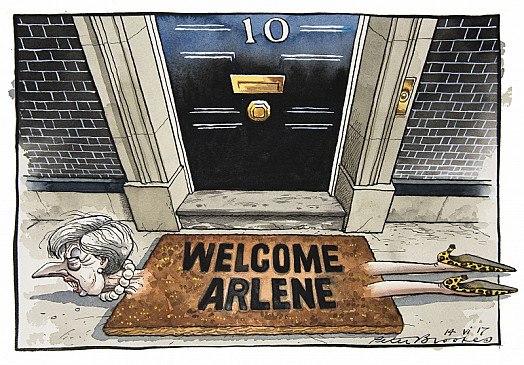 Welcome Arlene