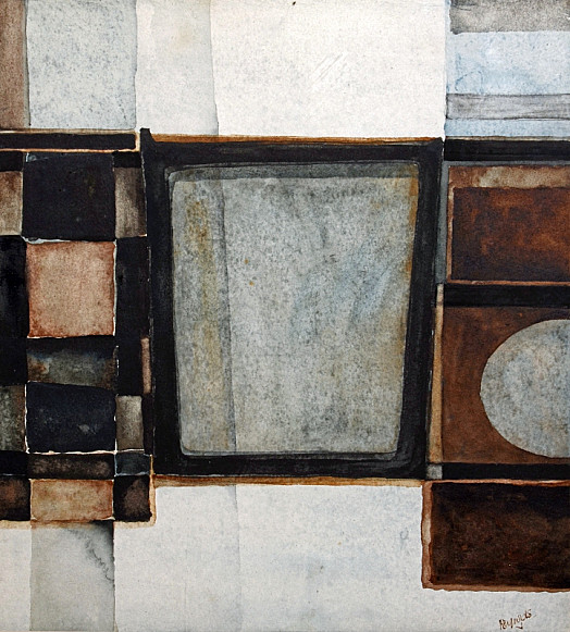 Forms: Blue, Black and Russet