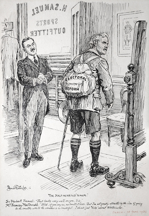 The Half-Hearted Hiker