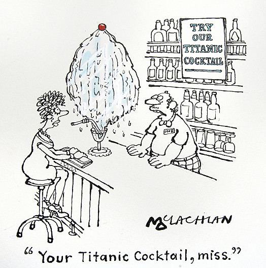 Your Titanic Cocktail, Miss