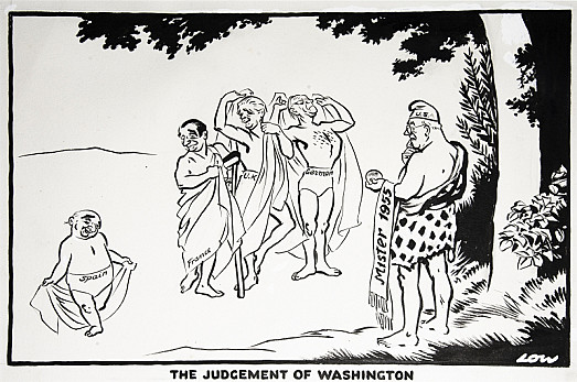 The Judgement of Washington