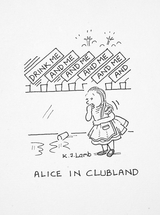 Alice In Clubland