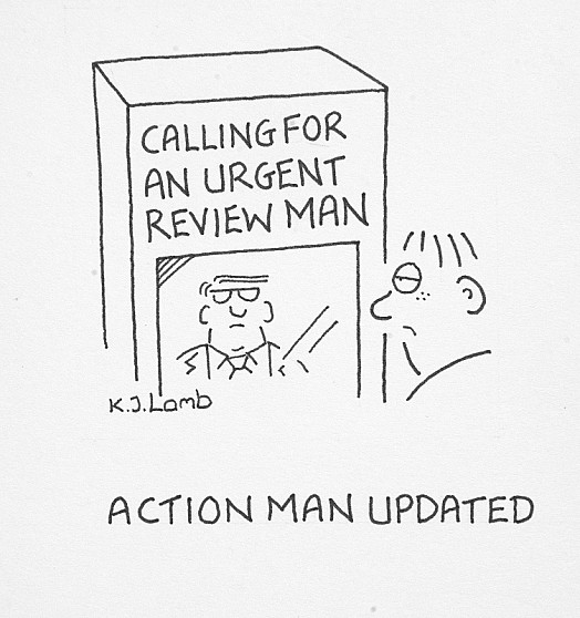 Action Man Updated