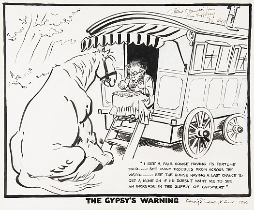The Gypsy's Warning