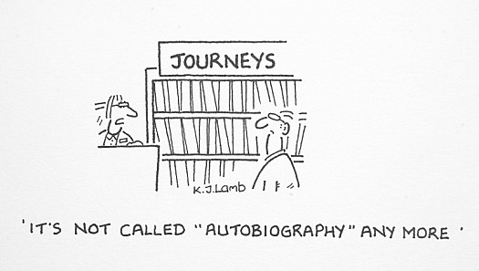 It's Not Called 'Autobiography' Any More