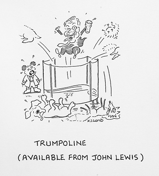 Trumpoline