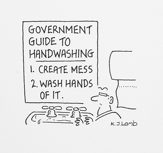 Government Guide to Handwashing