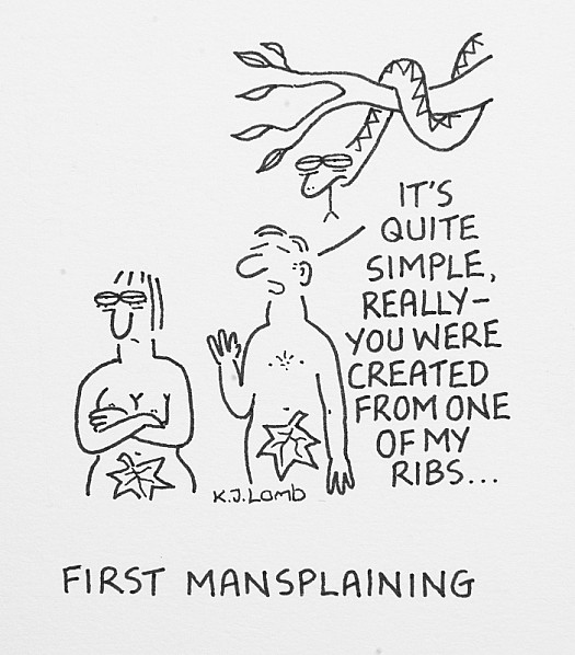 First Mansplaining