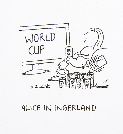 Alice In Ingerland
