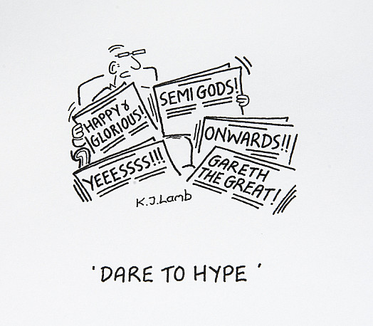 Dare to Hype
