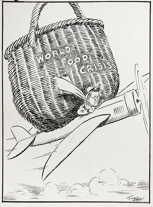 Week-End Shopping