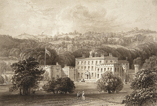 Tor Abbey - Devon, the Seat of Henry George Cary