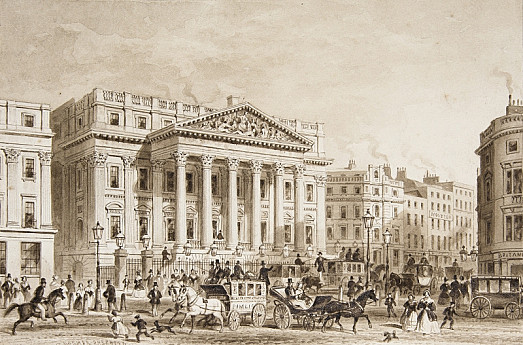 The Mansion House (Official Residence of the Lord Mayor)