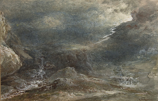 A Storm in the Highlands