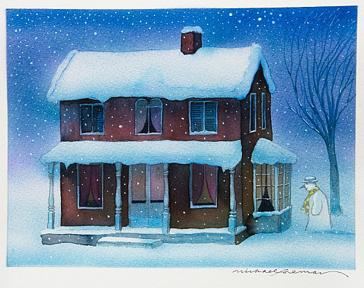 'Twas the Night Before Christmas, When All Through the HouseNot a Creature Was Stirring, Not Even a Mouse