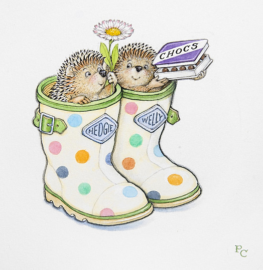 Hedgie Welly