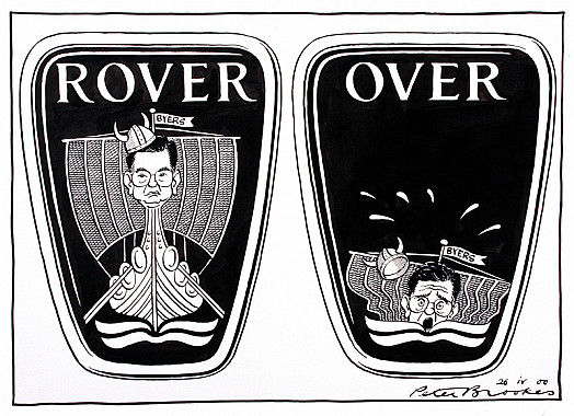 Rover Over