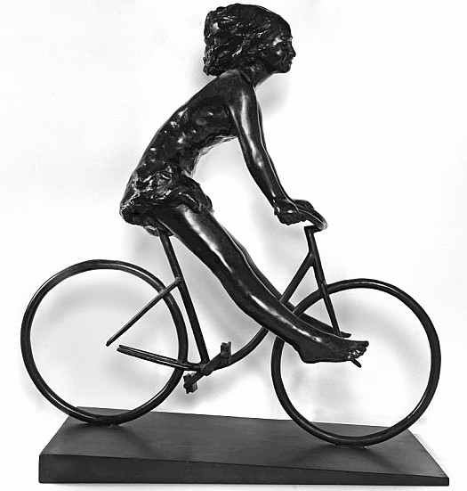 Girl On a Bicycle 1977