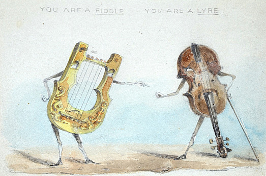 You Are a Fiddle