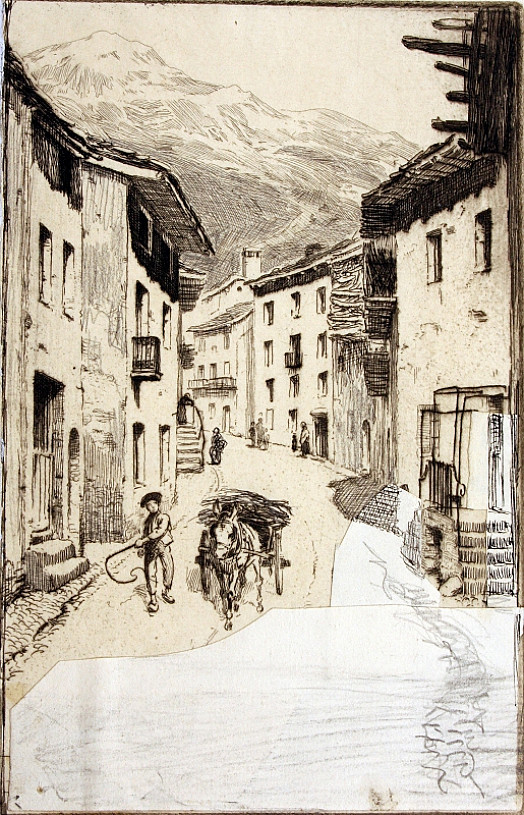Swiss Village, C1911