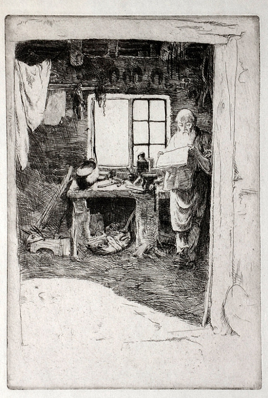 In the Workshop, C1913