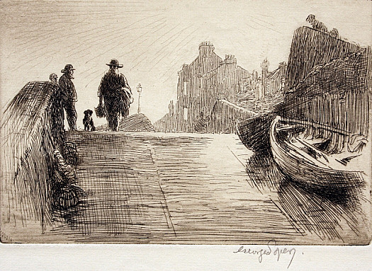 The Slipway, C1913