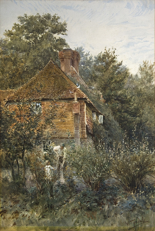 The Cottage In the Wood, Shotteswell