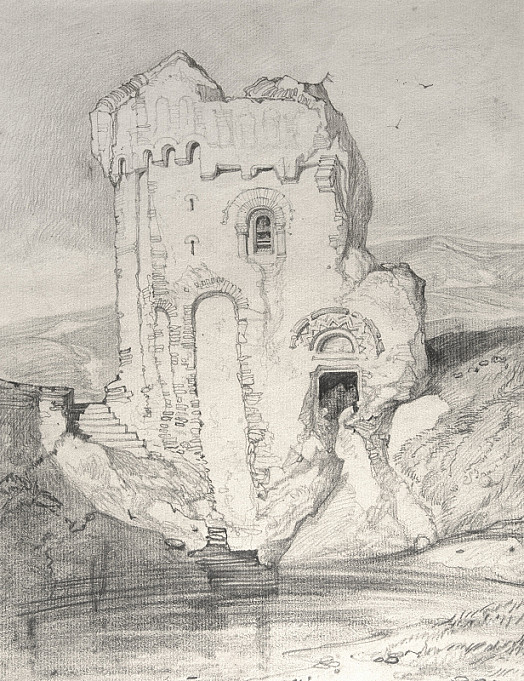 A Ruined Tower