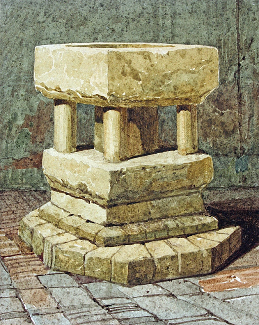 Chedgrave Font
