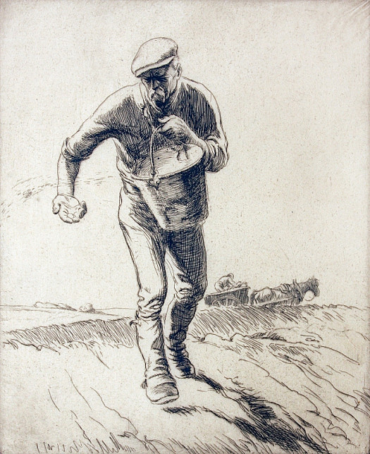 The Sower II, C1921
