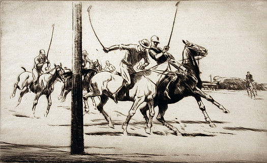 Hit Off the Line, 1922