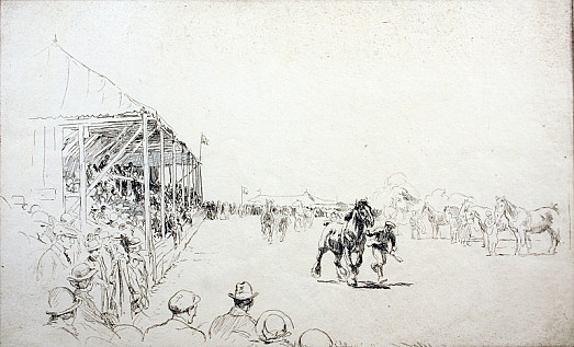 The Horse Show, C1927