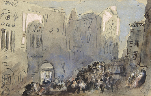 St Julien, Tours