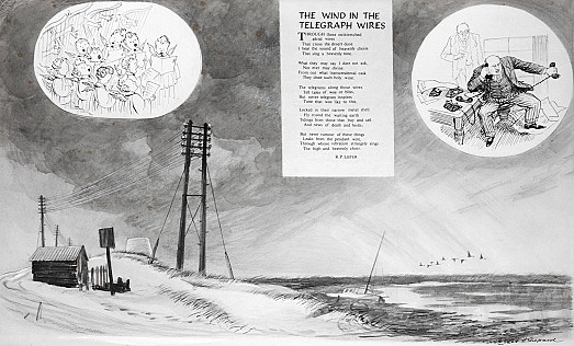 The Wind in the Telegraph Wires