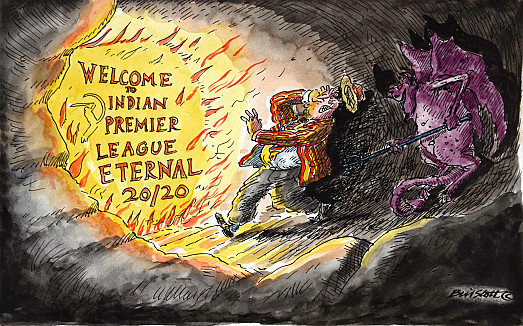 Welcome to Indian Premier League Eternal 20/20